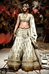 Sonam kapoor in Rohit bal's bridal lehenga at IBFW 2013