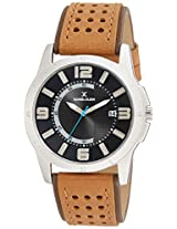 Daniel Klein Analog Black Dial Men's Watch - DK10887-4