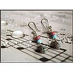 [E17M_018] Aura Earrings