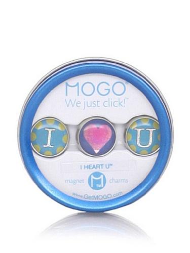 MOGO Design I Heart U Tin Collection