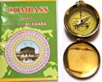 Qibla Direction Magnetic Compass, Find Kaaba direction for islamic prayers/Namaz