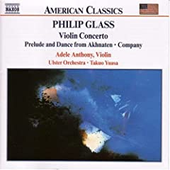 Violin Concerto / Prelude &amp; Dance From Akhnaten