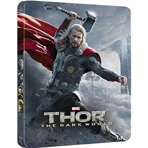 Thor - The Dark World (3D Steelbook)