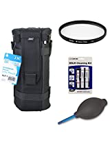 ESSENTIAL ACCESSORY KIT For TAMRON SP 150-600mm F/5-6.3 Di VC USD Nikon Mount