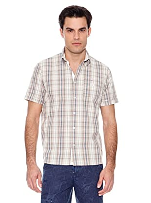 Pepe Jeans London Camisa Gallus (Beige)