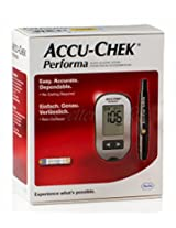Accu-Chek Performa sugar Testing Kit care Managmen Men Women Adult Senior Person sugar patient Testing kit