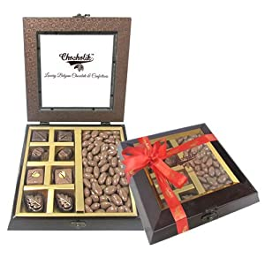 Exquisite Collection of Chocolates and Milk Nutties - Chocholik Belgium Gifts
