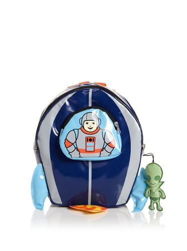 Kidorable Space Hero Backpack (Blue)