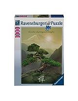 Ravensburger Puzzles Zen Attitude, Multi Color (1000 Pieces)