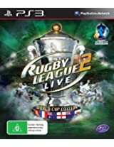 Rugby League Live 2 - World Cup Ediiton (PS3)