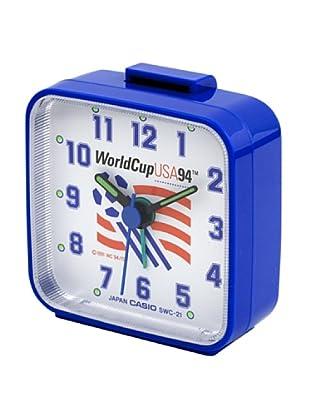 CASIO 10222 SWC-21 - Reloj Despertador analógico