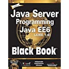 Java Server Programming Java EE6 (J2EE 1.6) Black Book price comparison at Flipkart, Amazon, Crossword, Uread, Bookadda, Landmark, Homeshop18