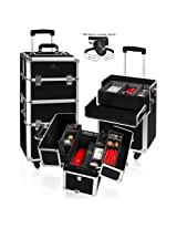 Shany Black Trolley Case