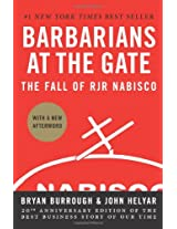 Barbarians at the Gate: The Fall of RJR Nabisco