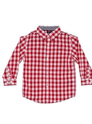 Tommy Hilfiger Camisa (Rojo)