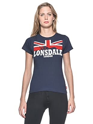 Lonsdale Camiseta Erykah (Navy)