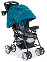 Combi Cabria Stroller, Teal (Discontinued by Manufacturer)