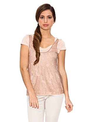 Jota + Ge Camiseta Nelson (Rosa)