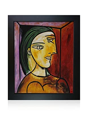 Pablo Picasso Marie Therese Framed Oil Painting, 20 x 24