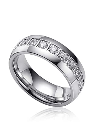 TIME FORCE Anillo TS5034S14 (Plata)