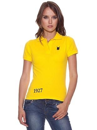 Polo Club Poloshirt Seminole (Gelb)