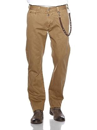 Timezone Pantalone Chino New Curtis TZ (Marrone)