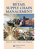 Retail Supply Chain Management (Series on Resource Management)
