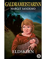 Galdrameistarinn 5 - Eldskírn (Icelandic Edition)