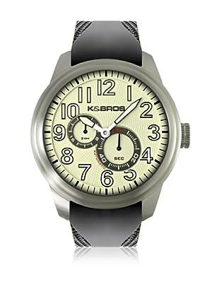 K&BROS Reloj 9460 (Negro Beige)