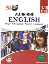 Full Marks ICSE All-In-One English