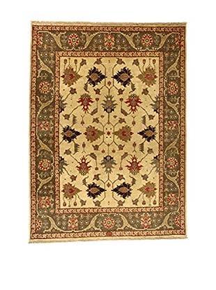 Eden Teppich Bakhshaiesh beige/mehrfarbig 209 x 285 cm