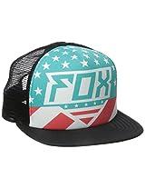 Fox Junior's Intake Americana Trucker Hat