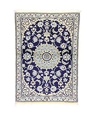 Eden Teppich Nain K mehrfarbig 87 x 126 cm