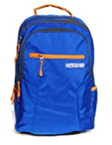 American Tourister Laptop Backpack - Buzz 04 -Blue