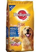 Pedigree Adult Chicken & Vegetable Dog Food