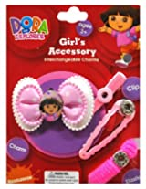 Disney Dora On Pink Polka Bow