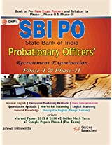SBI Probationary Officer 2015: Phase I & II (As per new pattern) (New Edition)