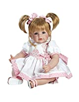 Adora Baby Doll 20 inch Happy Birthday Baby Sandy Blonde Hair/Blue Eyes