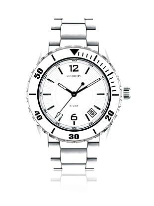 K&Bros  Reloj 9137 (Blanco)