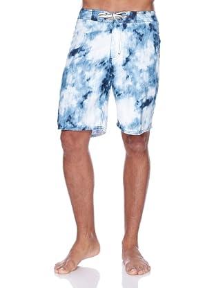 ANALOG Bermuda de baño Cloro (Azul)