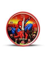 MBGiftsGalore Spiderman Clock