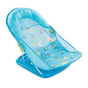 Summer Infant Mother's Touch Deluxe Baby Bather Blue