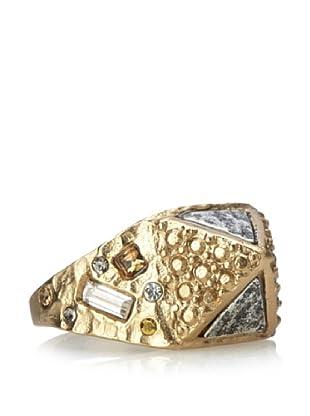 Tat2 Designs Siena Pyramid Ring