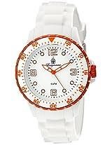 Burgmeister Men's BM603-586D White Sport Analog Watch