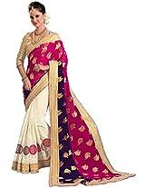 Manvaa MultiColor saree -MRS1410