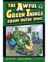 Awful Green Things From Space Revised Edition Game By Steve Jackson Games