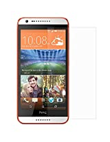 Amzer Scratch Guard Screen Protector for HTC Desire 620, HTC Desire 620G - Retail Packaging - Clear
