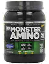 MONSTER AMINO BCAA BL RSP 30/S, 13.2oz