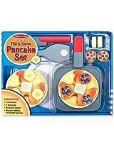 Flip & Serve Pancake - Wooden Play Food Set