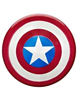 Avengers Captain America Flying Shield, Multi Color